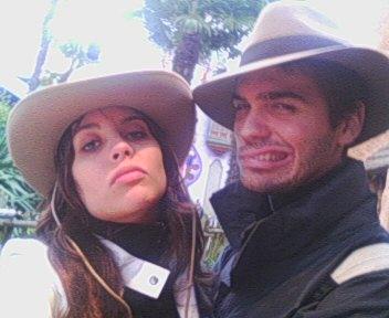 Antony et Victoria (Eurodisney)
